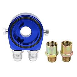 Autoparts Universal Car Oil Filter Sandwich Adapter, For Coo
