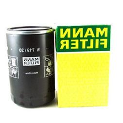 VW BEETLE GOLF JETTA PASSAT Oil Filter KIT MANN OEM NEW