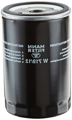 Mann-Filter W 719/12 Spin-on Oil Filter