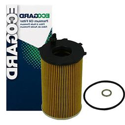 ECOGARD X6127 Cartridge Engine Oil Filter for Conventional O
